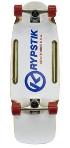 Kryptonics Krypstik Retro Complete Skateboard Review