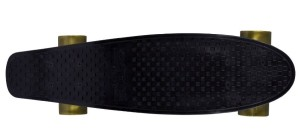 Kryptonics Original Torpedo Complete Skateboard