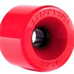 Kryptonics Star Trac 70mm 78a Red Skateboard Wheels (Set of 4) Review