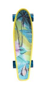 Kryptonics Yellow Hawaiian Original Torpedo Complete Skateboard 22.5 x 6-Inch Review