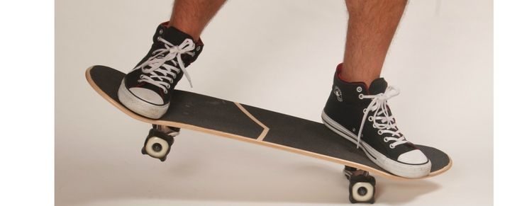 How to Stop Skateboard