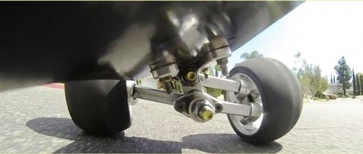 How to turn skateboard