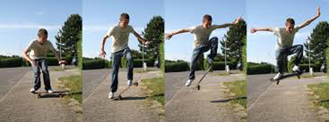 Basic Skateboard Tricks