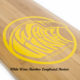 white wave bamboo skateboard review