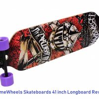 ChromeWheels Skateboards 41 inch Longboard Review